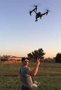 Enac video drone roma