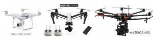 operatore drone roma